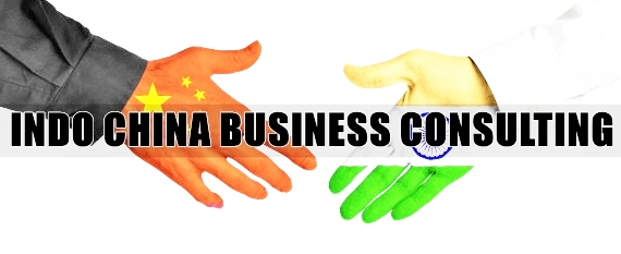 China and India leaders shaking hands on a deal agreement